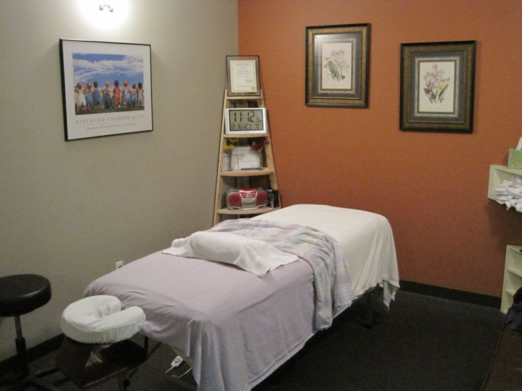 Lupo Chiropractic massage Therapy